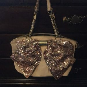 Beautiful bow purse